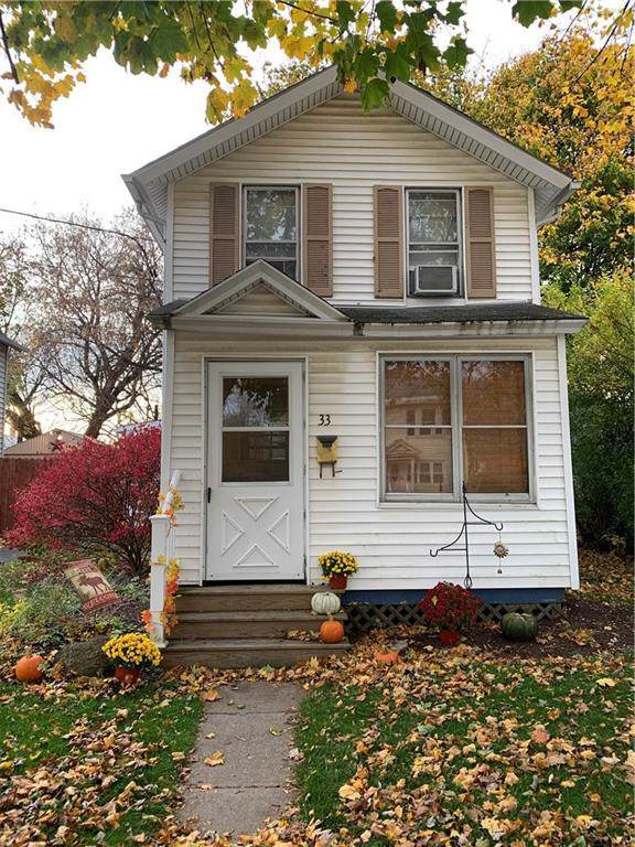 33 Howard Street, Auburn, NY 13021 (MLS #R1237634) :: Updegraff Group
