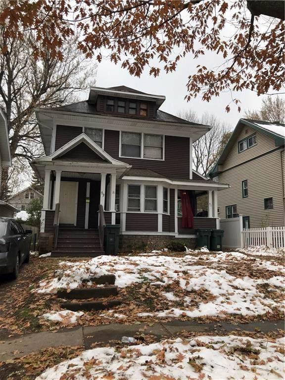 97 Tyler Street, Rochester, NY 14621 (MLS #R1237898) :: Robert PiazzaPalotto Sold Team