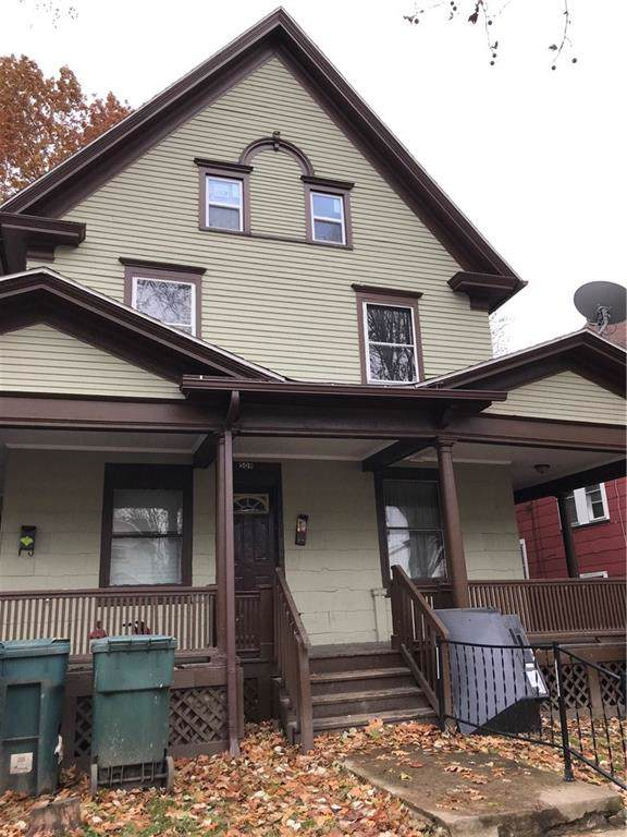 507 Hayward Avenue, Rochester, NY 14609 (MLS #R1237899) :: Robert PiazzaPalotto Sold Team