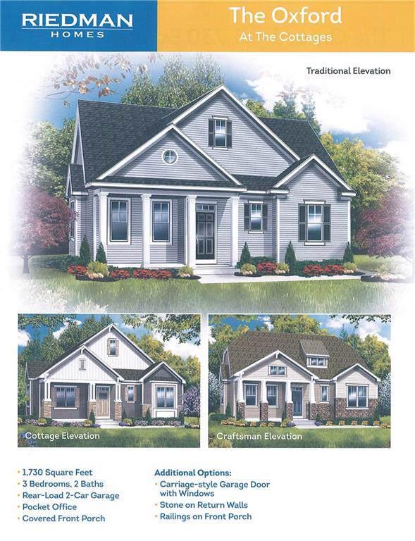 121 Thompson Lane, Canandaigua-City, NY 14424 (MLS #R1238458) :: The Glenn Advantage Team at Howard Hanna Real Estate Services