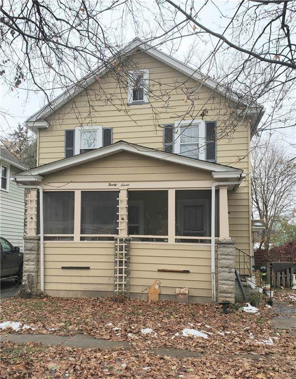 27 Clay Street, North Dansville, NY 14437 (MLS #R1238864) :: MyTown Realty