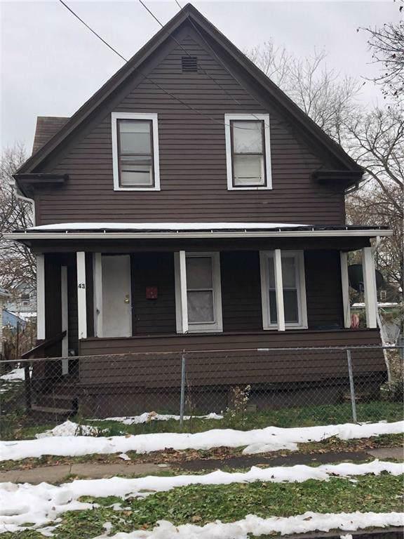 43 Lorenzo Street, Rochester, NY 14611 (MLS #R1239272) :: Robert PiazzaPalotto Sold Team