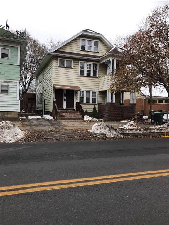 1703 Saint Paul Street, Rochester, NY 14621 (MLS #R1239777) :: Robert PiazzaPalotto Sold Team