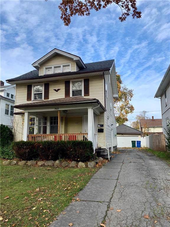 962 Arnett Blvd Boulevard, Rochester, NY 14619 (MLS #R1240342) :: Updegraff Group