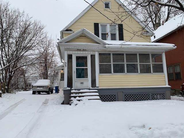 33 Mayberry Street, Rochester, NY 14609 (MLS #R1241134) :: Robert PiazzaPalotto Sold Team
