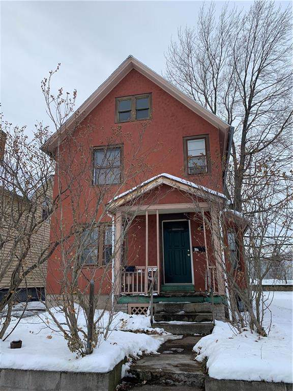 39 Mayberry Street, Rochester, NY 14609 (MLS #R1241136) :: Robert PiazzaPalotto Sold Team