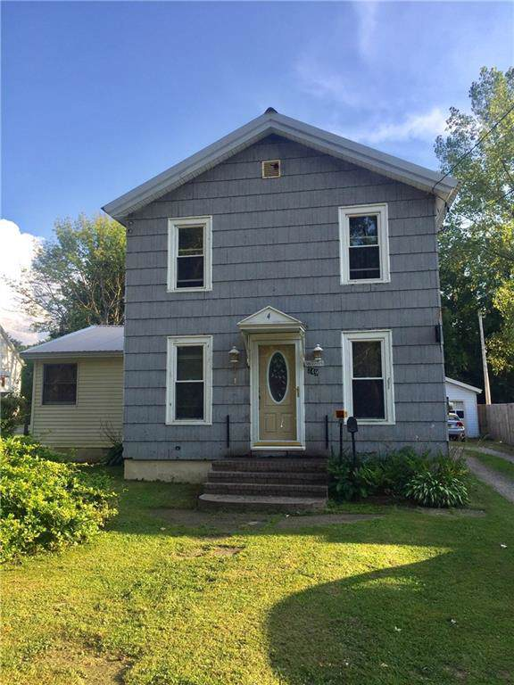 249 Eagle Street, Pomfret, NY 14063 (MLS #R1242196) :: Robert PiazzaPalotto Sold Team