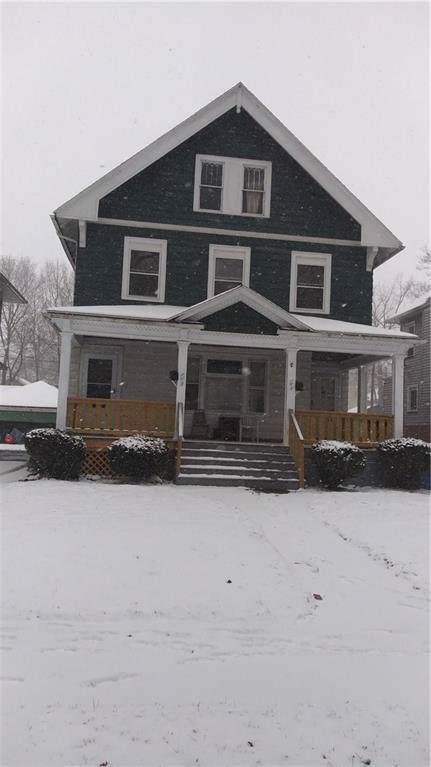 143 Earl Street, Rochester, NY 14611 (MLS #R1245067) :: Robert PiazzaPalotto Sold Team