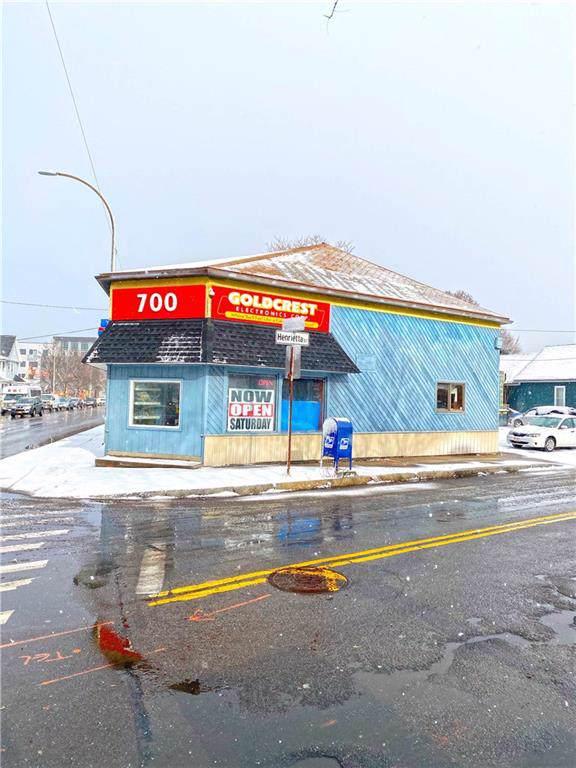 4 Henrietta St Street, Rochester, NY 14620 (MLS #R1245270) :: Updegraff Group