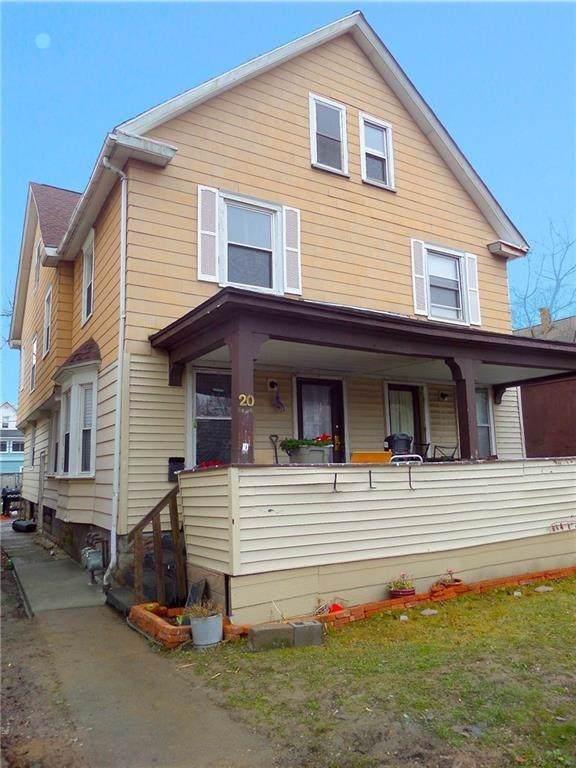 18 Bryan Street, Rochester, NY 14613 (MLS #R1246533) :: The CJ Lore Team | RE/MAX Hometown Choice