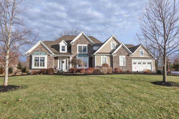 6744 Falcons Point, Victor, NY 14564 (MLS #R1246624) :: The CJ Lore Team | RE/MAX Hometown Choice