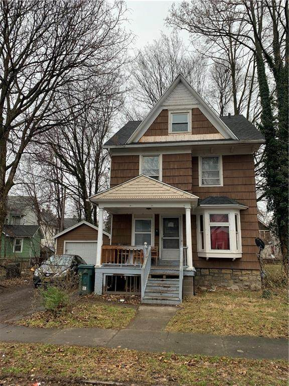 98 Sidney Street, Rochester, NY 14609 (MLS #R1249956) :: Robert PiazzaPalotto Sold Team