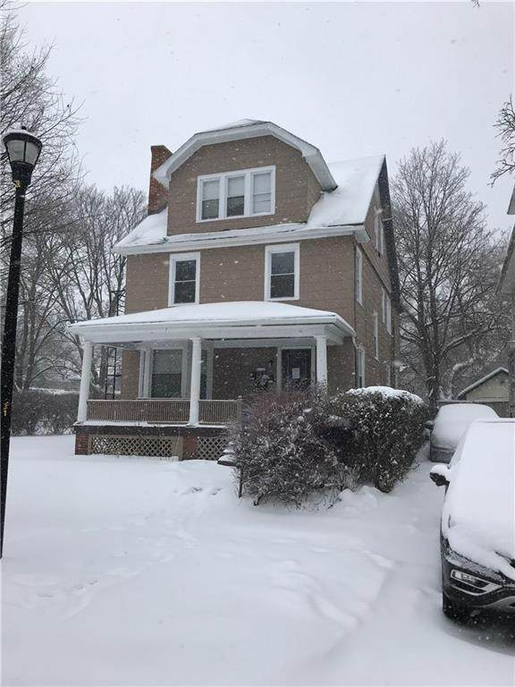 345 Melville Street, Rochester, NY 14609 (MLS #R1251928) :: Robert PiazzaPalotto Sold Team