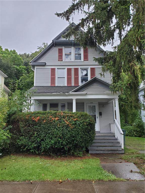 95 Rosewood, Rochester, NY 14609 (MLS #R1253214) :: BridgeView Real Estate Services
