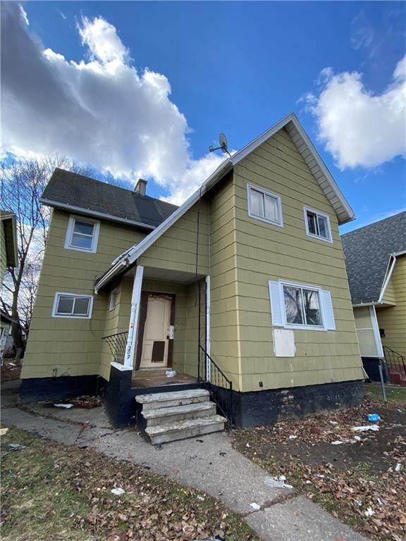 209 Saratoga Avenue, Rochester, NY 14608 (MLS #R1255133) :: MyTown Realty