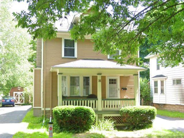 118 Indiana Street, Rochester, NY 14609 (MLS #R1256859) :: Robert PiazzaPalotto Sold Team