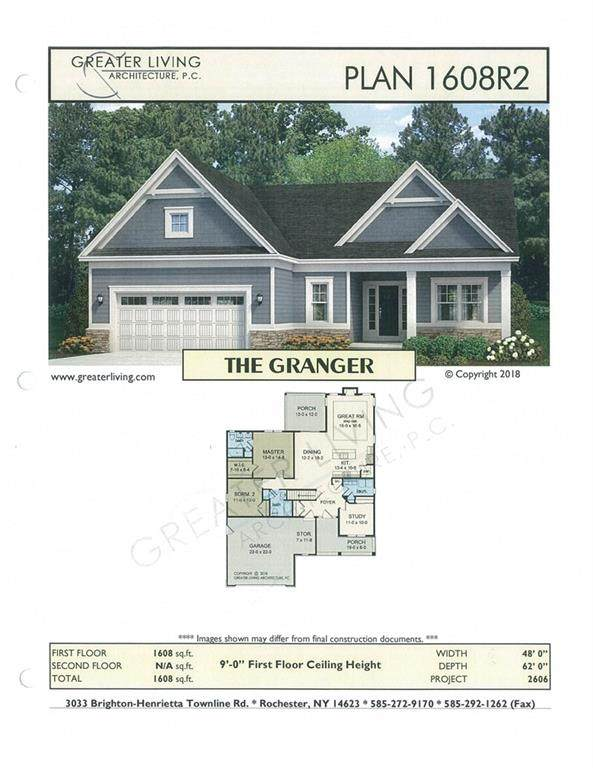 1179 Guinevere Drive, Greece, NY 14626 (MLS #R1258518) :: The CJ Lore Team | RE/MAX Hometown Choice
