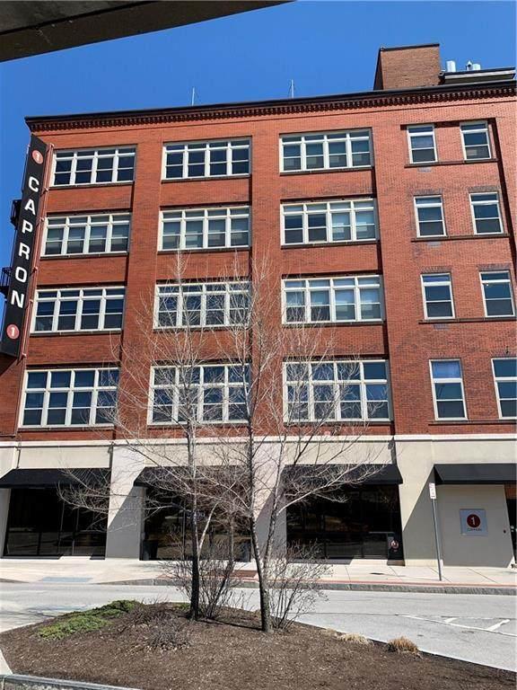 1 Capron Street Un404, Rochester, NY 14607 (MLS #R1258995) :: Robert PiazzaPalotto Sold Team