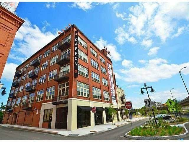 1 Capron Unit 2E Street Un205, Rochester, NY 14607 (MLS #R1259389) :: Robert PiazzaPalotto Sold Team