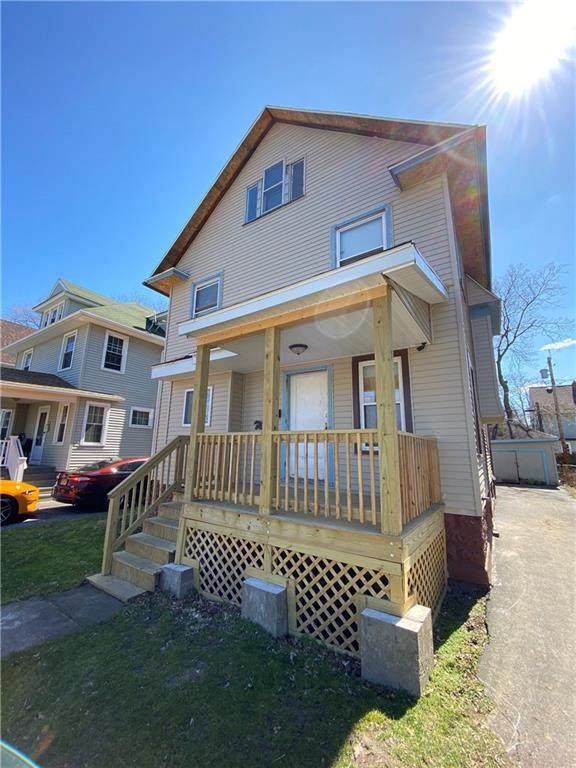 131 Rosewood, Rochester, NY 14609 (MLS #R1259671) :: Robert PiazzaPalotto Sold Team