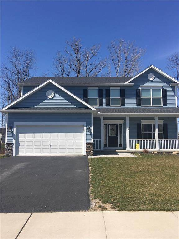 47 Southend, Henrietta, NY 14586 (MLS #R1259756) :: Robert PiazzaPalotto Sold Team