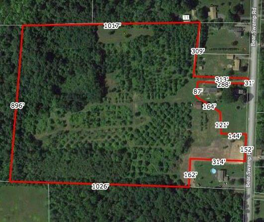 lot#1 Bear Swamp Rd Road, Williamson, NY 14519 (MLS #R1260052) :: 716 Realty Group