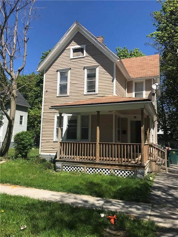76 Avenue A Avenue, Rochester, NY 14621 (MLS #R1267800) :: Lore Real Estate Services