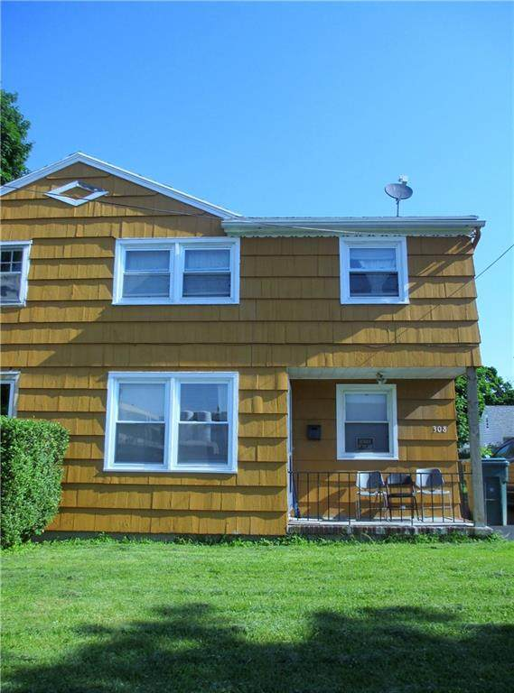 308 Northland Avenue, Rochester, NY 14609 (MLS #R1269449) :: Robert PiazzaPalotto Sold Team