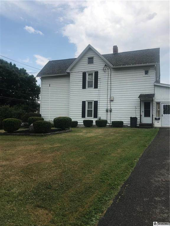 129 Hotchkiss Street, Jamestown, NY 14701 (MLS #R1277562) :: BridgeView Real Estate Services