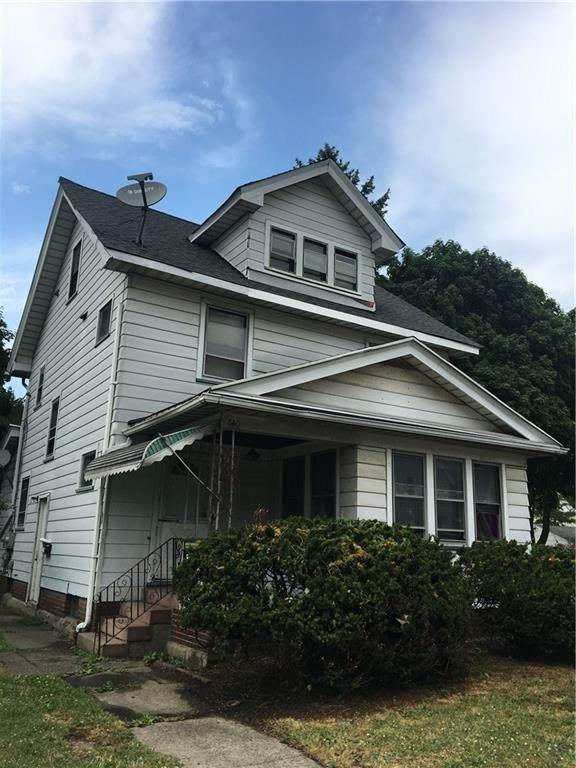 840 Bay Street, Rochester, NY 14609 (MLS #R1283682) :: Robert PiazzaPalotto Sold Team
