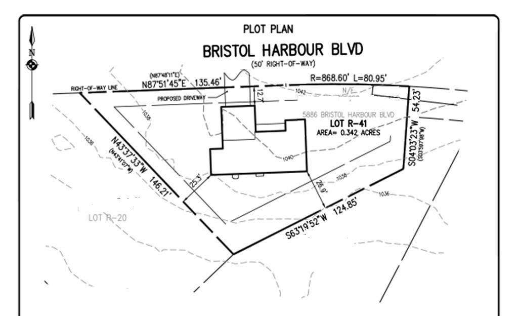 5886 Bristol Harbour Boulevard - Photo 1