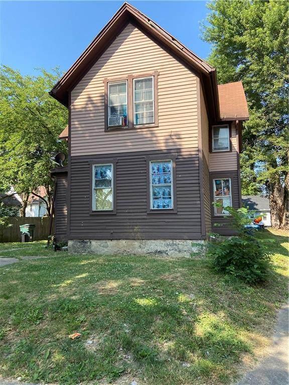 85 Fulton Avenue, Rochester, NY 14608 (MLS #R1288507) :: Robert PiazzaPalotto Sold Team