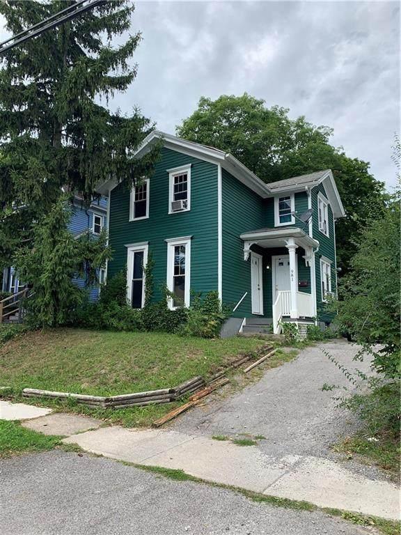 981 Exchange Street, Rochester, NY 14608 (MLS #R1289762) :: Robert PiazzaPalotto Sold Team
