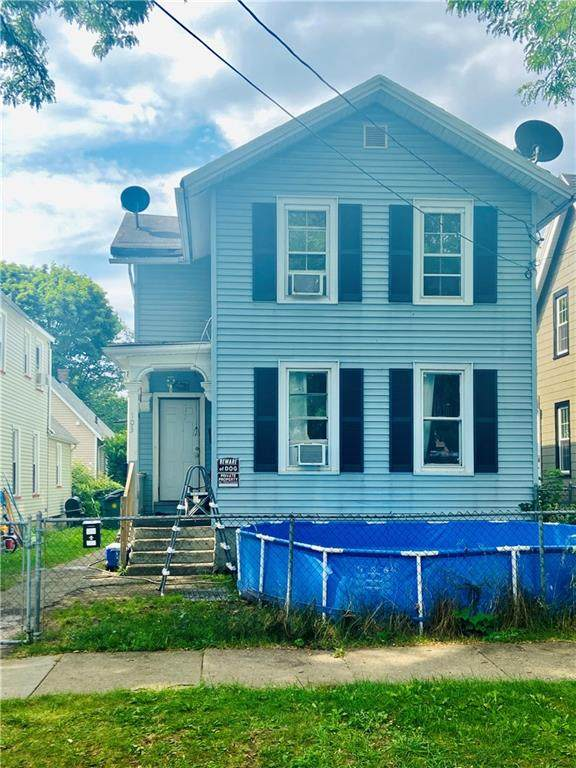 103 Ontario Street, Rochester, NY 14605 (MLS #R1290267) :: BridgeView Real Estate Services