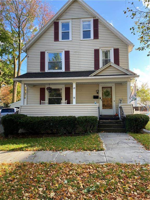 18 Florence Street, Auburn, NY 13021 (MLS #R1300447) :: Thousand Islands Realty