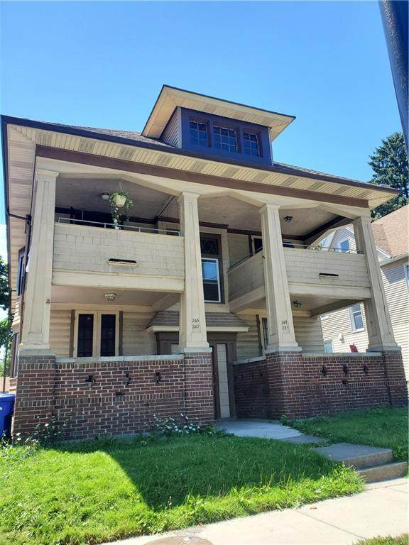 245 Ridgeway Avenue, Rochester, NY 14615 (MLS #R1302968) :: MyTown Realty