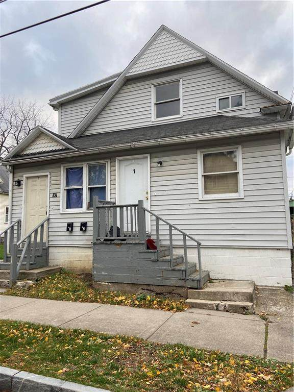 101 Roth Street, Rochester, NY 14621 (MLS #R1308398) :: Robert PiazzaPalotto Sold Team