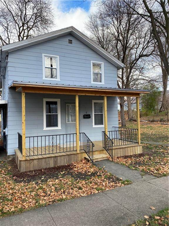6 West Avenue, North Dansville, NY 14437 (MLS #R1309114) :: BridgeView Real Estate Services