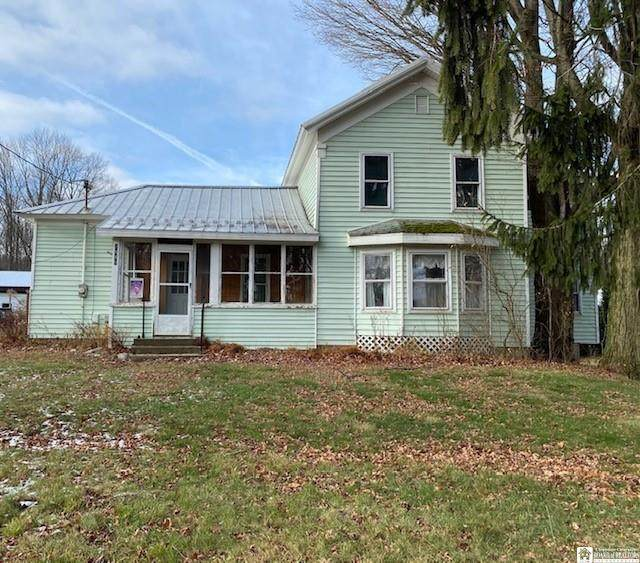 2849 Route 426, Mina, NY 14736 (MLS #R1309423) :: BridgeView Real Estate Services