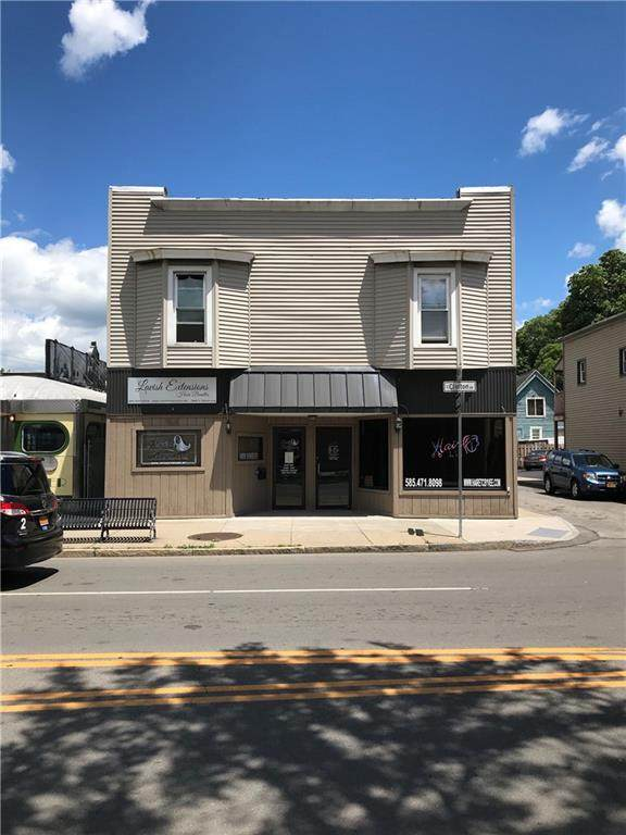 968-970 South Clinton Avenue, Rochester, NY 14620 (MLS #R1310100) :: TLC Real Estate LLC