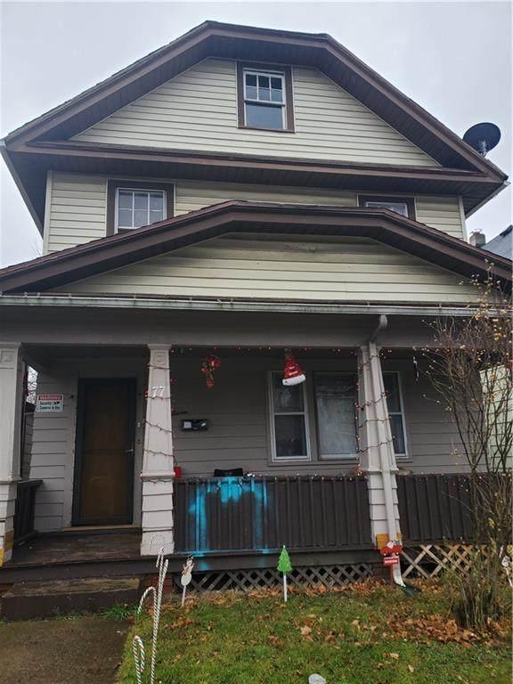 77 Ambrose Street, Rochester, NY 14608 (MLS #R1310680) :: Mary St.George | Keller Williams Gateway