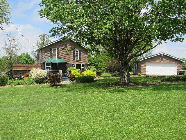 592 S Settlement Road, Wetmore-Town, PA 16735 (MLS #R1310784) :: Avant Realty