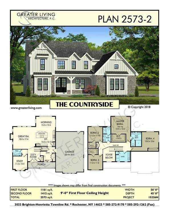 2 Carolina Cherry Court, Perinton, NY 14450 (MLS #R1311921) :: Mary St.George | Keller Williams Gateway