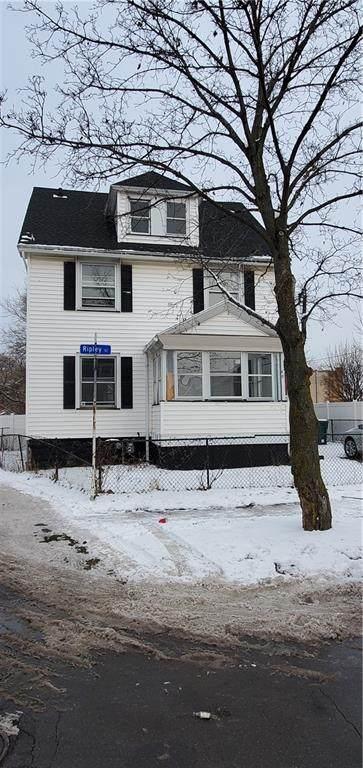 48 Ripley Street, Rochester, NY 14609 (MLS #R1312403) :: Mary St.George | Keller Williams Gateway