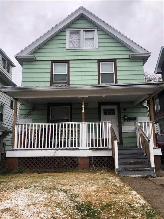 334 Durnan Street, Rochester, NY 14621 (MLS #R1314104) :: Mary St.George | Keller Williams Gateway