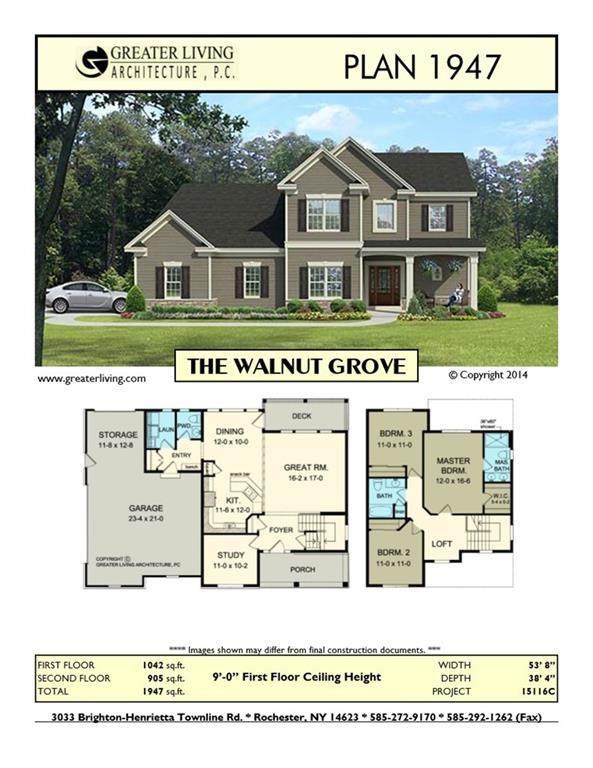 7 Rabbit Run, East Bloomfield, NY 14469 (MLS #R1314182) :: TLC Real Estate LLC