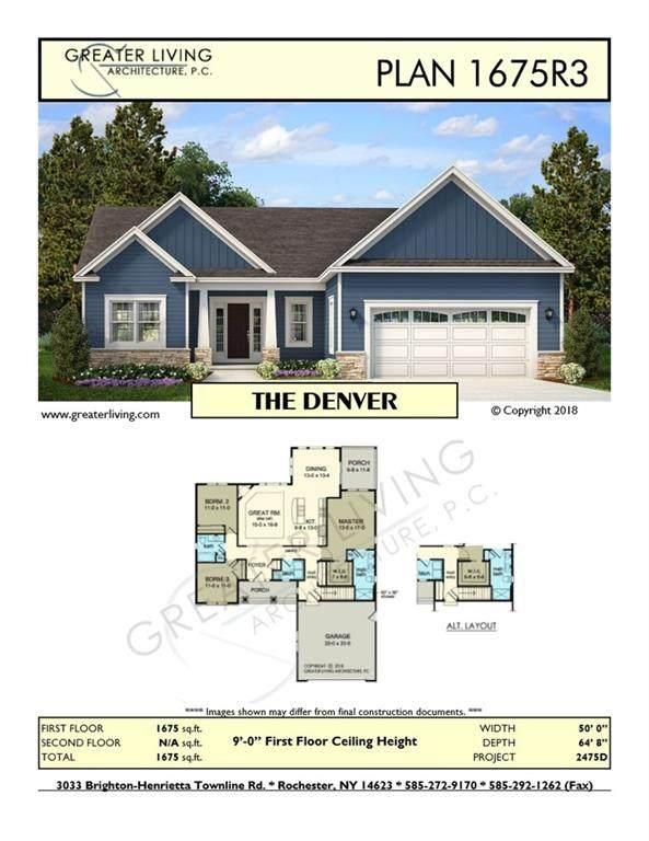 9 Rabbit Run, East Bloomfield, NY 14469 (MLS #R1314184) :: TLC Real Estate LLC
