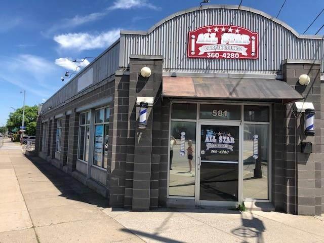 581 E Main Street, Rochester, NY 14604 (MLS #R1315258) :: Robert PiazzaPalotto Sold Team