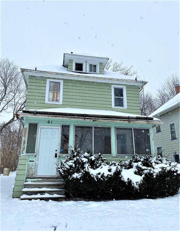 61 Heidelberg Street, Rochester, NY 14609 (MLS #R1317443) :: MyTown Realty