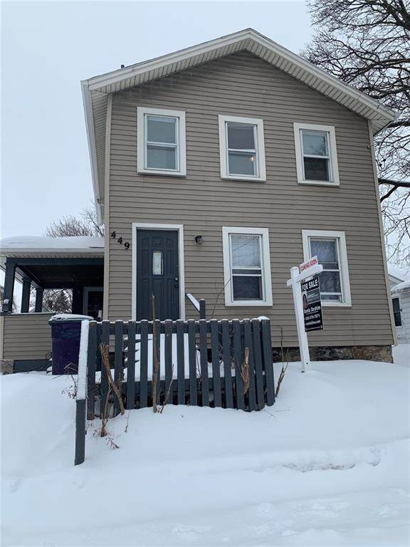 449 Child Street, Rochester, NY 14606 (MLS #R1318847) :: Robert PiazzaPalotto Sold Team